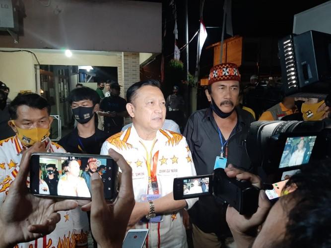 Ike Edwin akan Melaporkan Penyelenggara Pilkada ke Polda Lampung