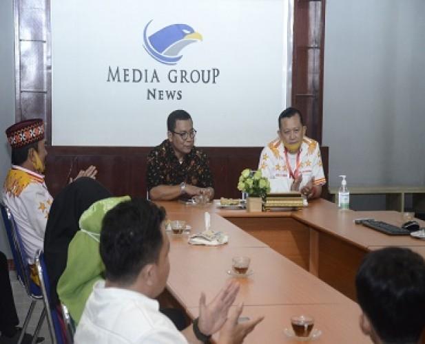 Ike Edwin Menargetkan Bandar Lampung 5 Besar Nasional di Semua Bidang