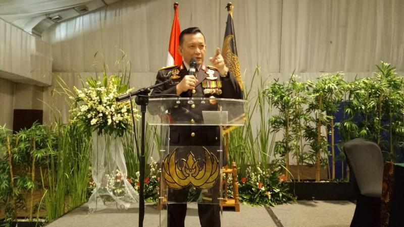 Ike Edwin Tolak Perilaku Korupsi Disebut Budaya