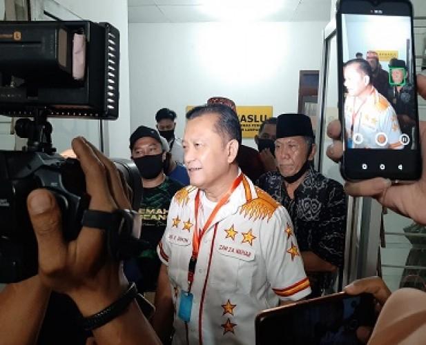 Ike-Zam Sudah Siapkan Saksi Hadapi Pleno Sengketa