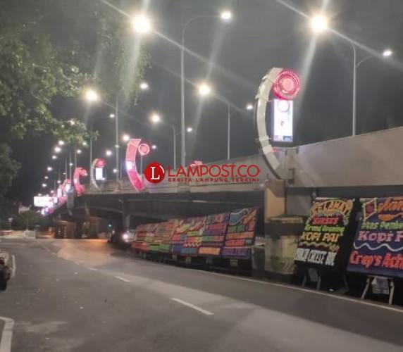 Iklan Rokok Marak di Flyover, BPPRD: Itu Legal
