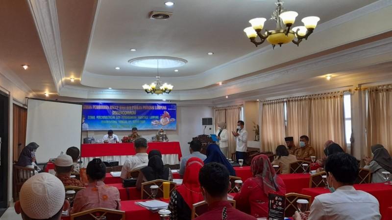IKM Pangan Lampung Dibekali HACCP