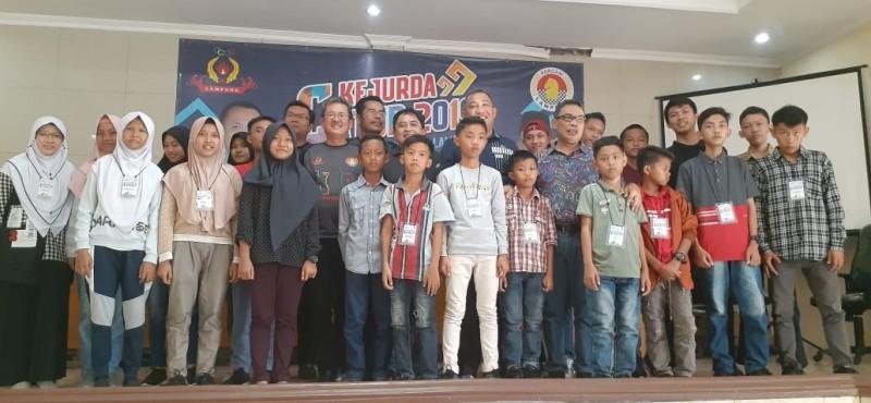 Ikuti Kejurda, Para Pecatur Lampung Diminta Siap Hadapi PON