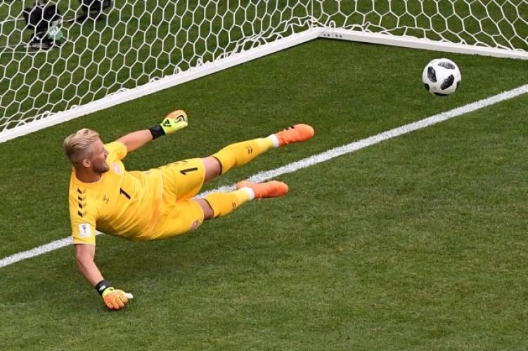 Imbang, Denmark 1-1 Australia