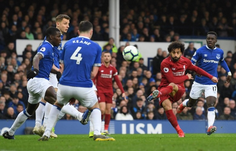Imbang Lawan Everton, Liverpool Gagal Geser City di Puncak