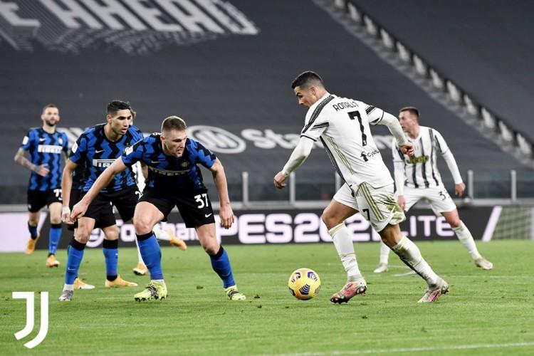 Imbangi Inter, Juventus Lolos ke Final Coppa Italia