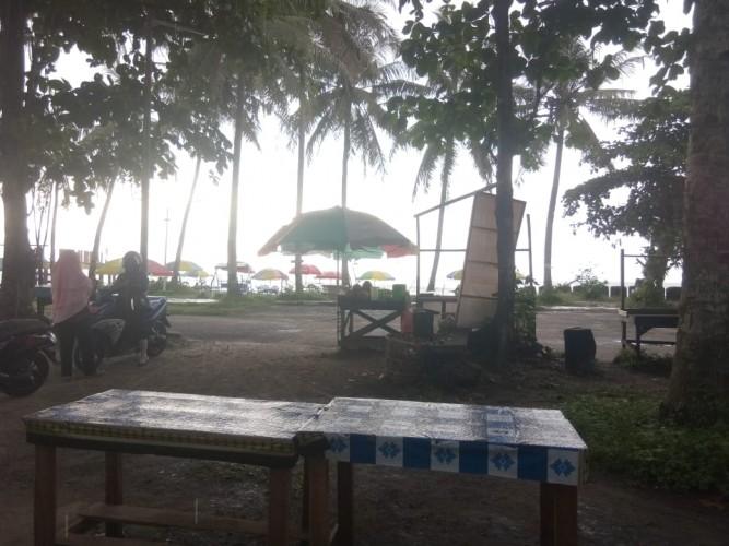 Imbas Korona, Pantai Labuhan Jukung Pesisir Barat Sepi Pengunjung