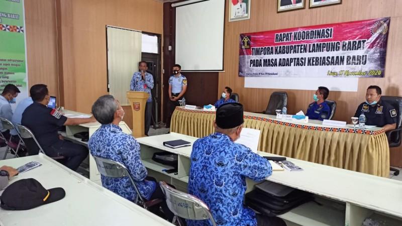 Imigrasi Non TPI Kotabumi Ajak Timpora Lambar Awasi Orang Asing