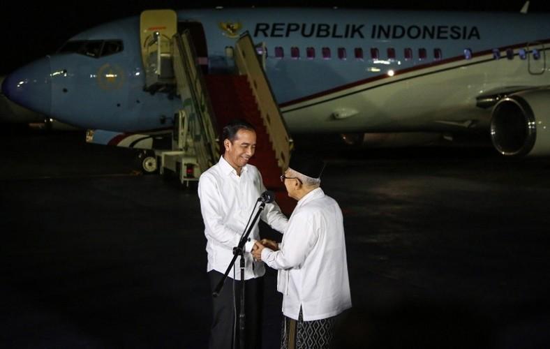 Indikator Calon Menteri Jokowi
