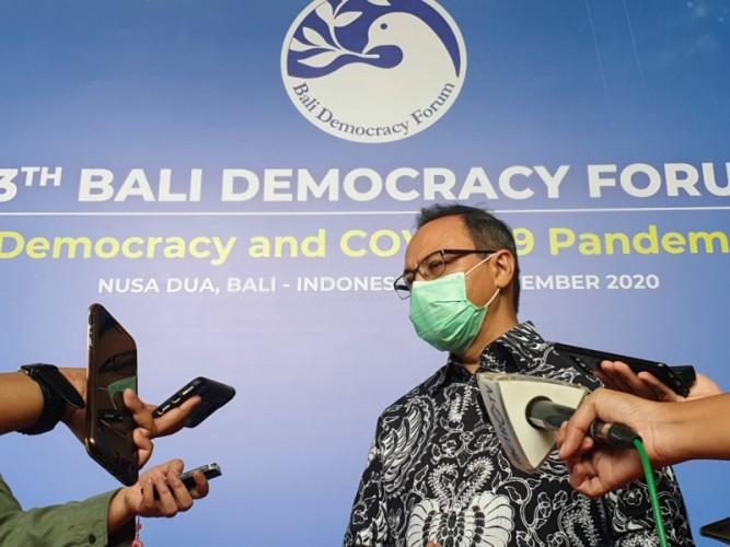 Indonesia Bantah Damai dengan Israel
