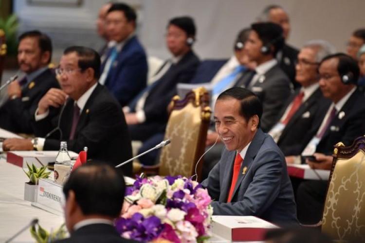 Indonesia Dorong Anggota ASEAN Sepakati Konsep Indo-Pasifik
