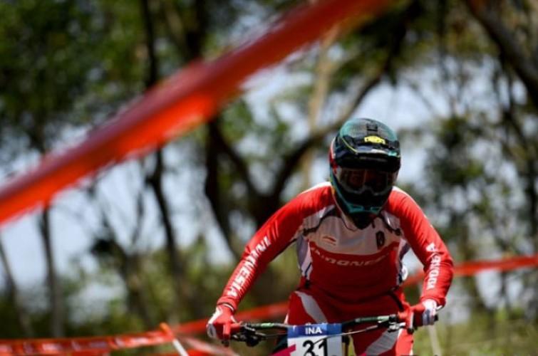 Indonesia Dulang 2 Medali Emas dari Balap Sepeda