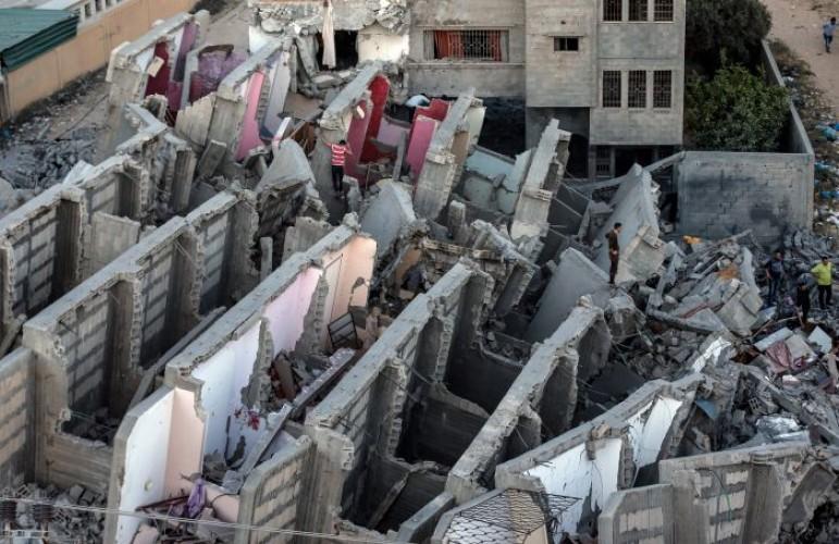 Indonesia Kecam Serangan Israel ke Jalur Gaza