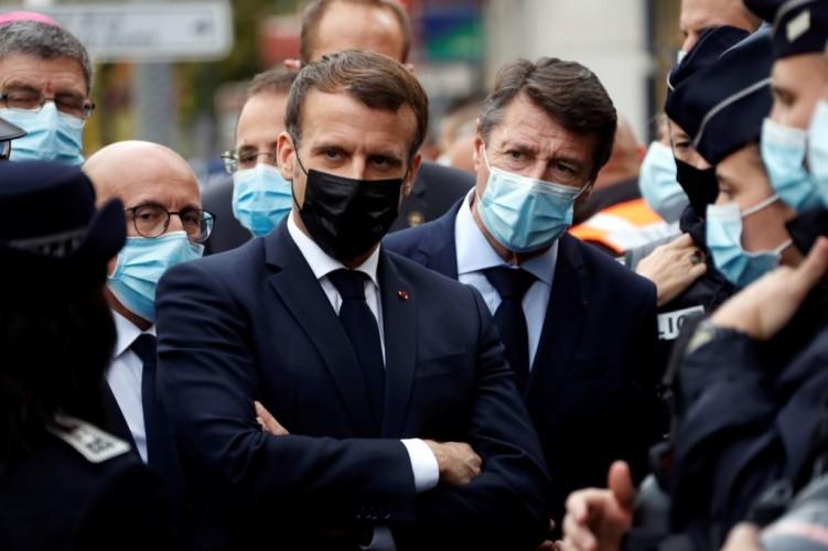 Indonesia Kutuk Presiden Prancis yang Tak Hormati Islam