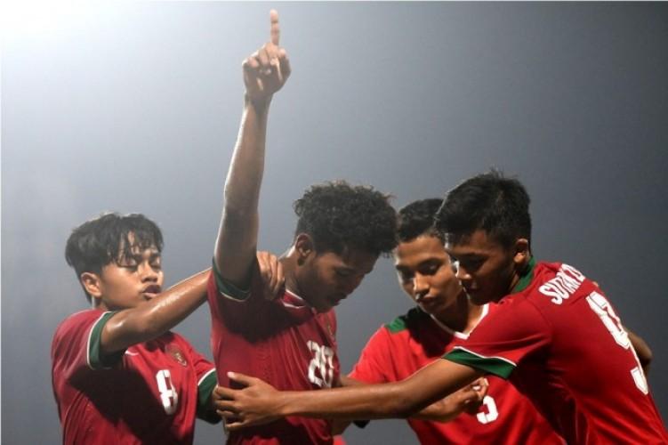 Indonesia Lolos ke Final Piala AFF U-16