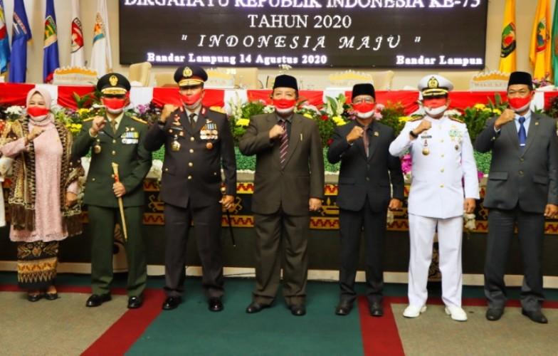 Indonesia Maju, Lampung Kokoh Ketahanan Pangan
