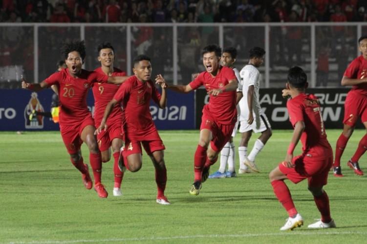 Indonesia Pastikan Lolos ke Piala Asia U-19 2020