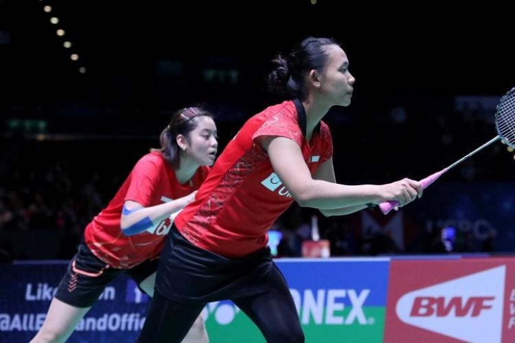 Indonesia Pastikan Satu Wakil GandaPutri ke Final India Open