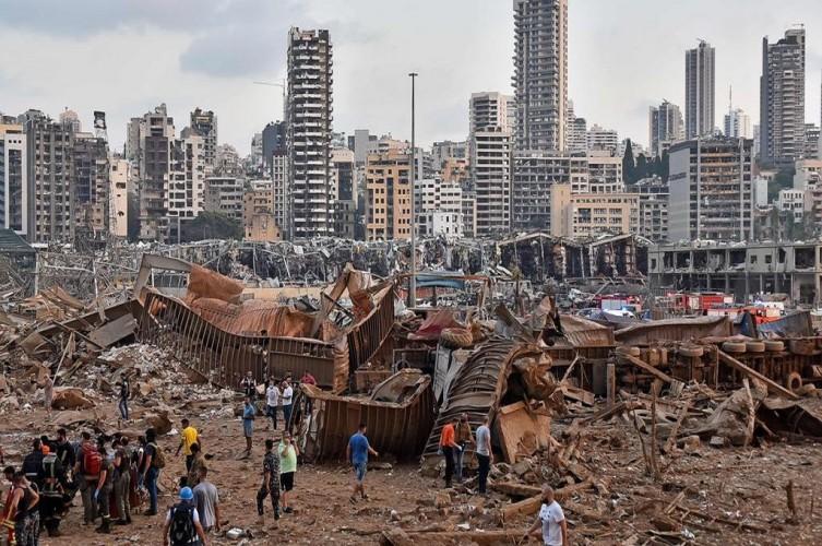 Indonesia Sampaikan Duka Atas Ledakan di Lebanon