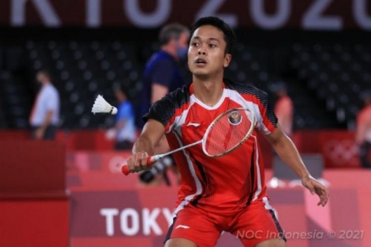 Indonesia Sapu Bersih Kemenangan Laga Perdana Piala Sudirman