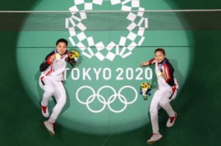 Indonesia Sementara Capai Target Tembus 40 Besar Olimpiade