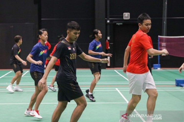 Indonesia Siap Tempur di Perempat Final Piala Sudirman