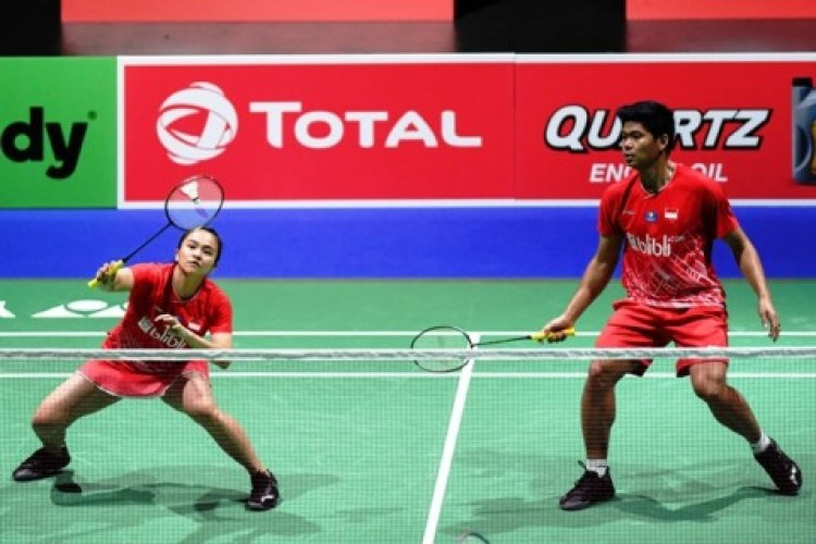 Indonesia Hadapi Malaysia di Perempat Final Piala Sudirman