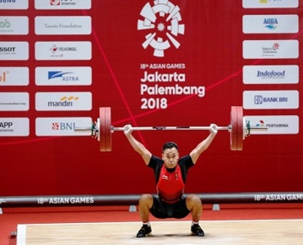 Indonesia Target Pertajam Rekor di Kejuaraan Dunia Angkat Besi Remaja Virtual 2020