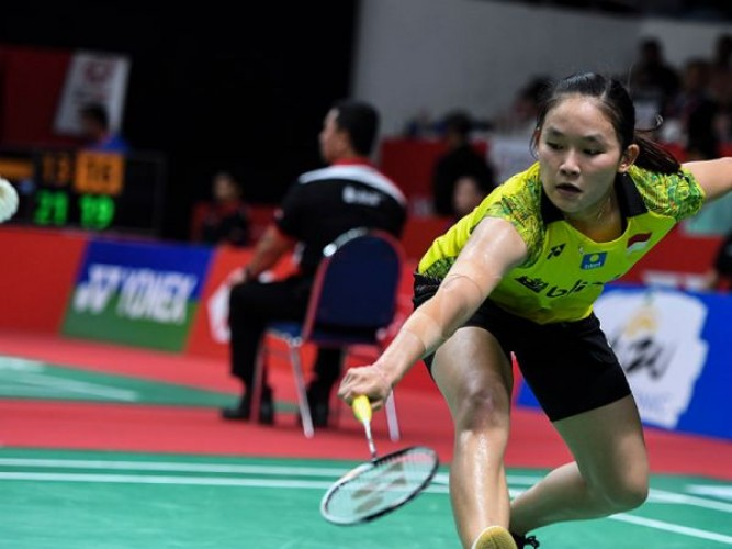 Indonesia Terhenti di Semifinal