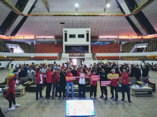 Indosat Ooredoo IDCamp Lahirkan Talenta Digital