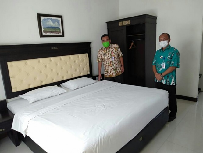 Industri Hotel Tanpa <i>New</i> Normal akan Tetap Berjalan