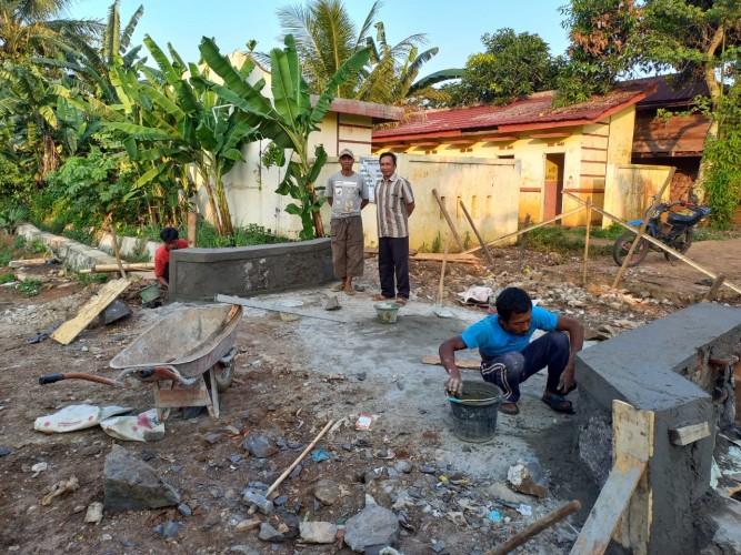 Infrastruktur Jadi Prioritas Pembangunan di Kampung Juku Batu