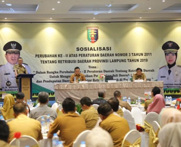 Infrastruktur Strategis Dapat Tingkatkan Ekonomi Lampung