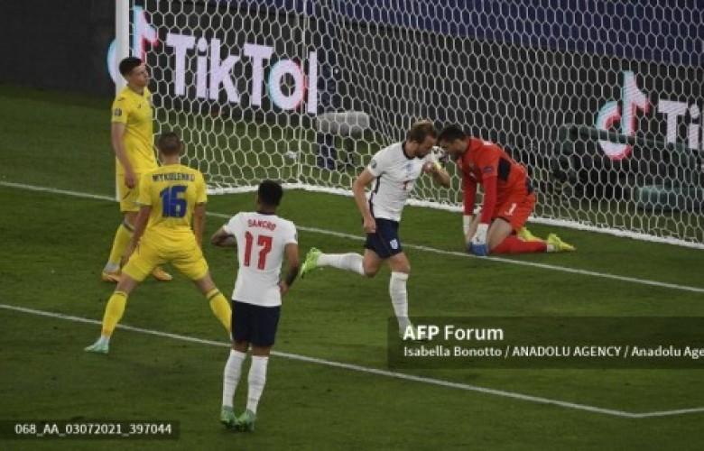 Inggris ke Semifinal Usai Bantai Ukraina