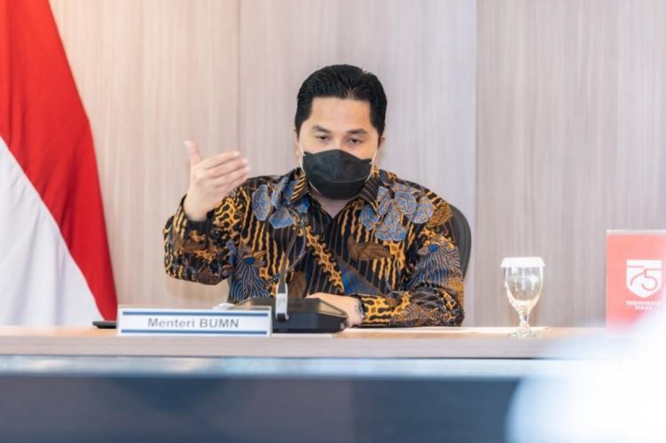 Inggris Selidiki Dugaan Korupsi Garuda Indonesia