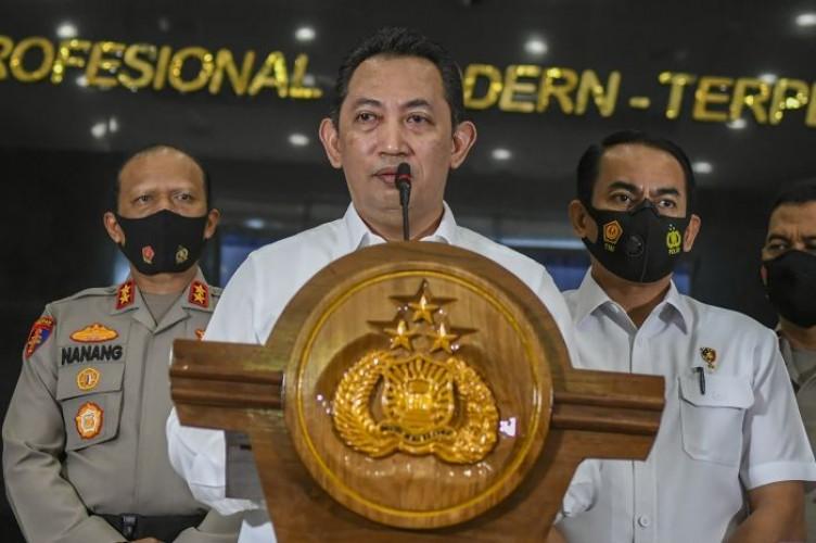 Ini Alasan Jokowi Pilih Listyo Sigit Prabowo Jadi Calon Kapolri