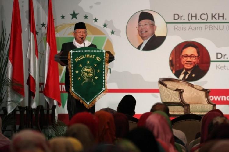 Ini Dia Sosok Ma'ruf Amin, Cawapres Terpilih Jokowi
