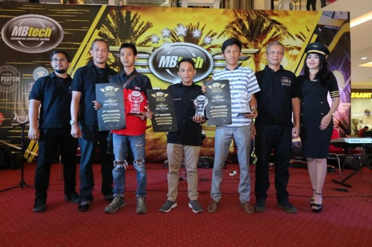 Ini Jawara MBtech Auto Combats Palembang