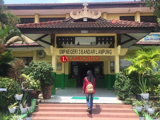 Ini Kata Kepala SMPN 3 Bandar Lampung Soal Penarikan Uang Komite