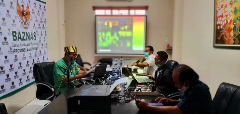 Masukan Tiga Rektor dan MUI untuk Baznas Lampung