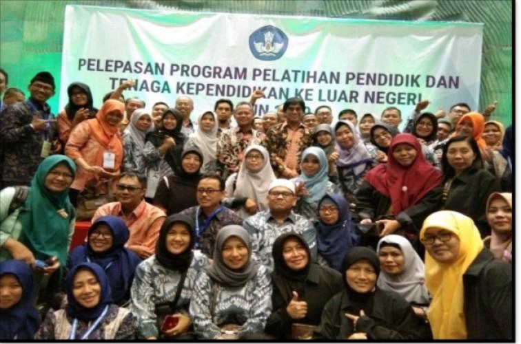 Ini Pengalaman Guru SMPN 33 Bandar Lampung Selama Belajar di Tiongkok