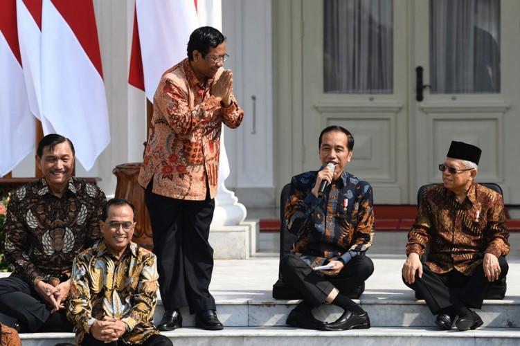 Ini Perintah Pertama Jokowi ke Kabinet Baru