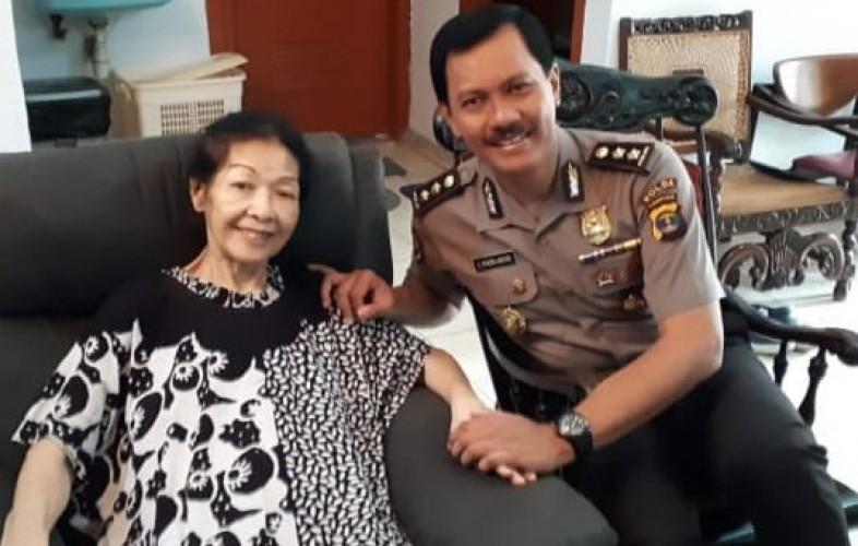 Innalillahi Wainna Ilaihi Rojiun, Ibunda Kabid Humas Polda Lampung Berpulang