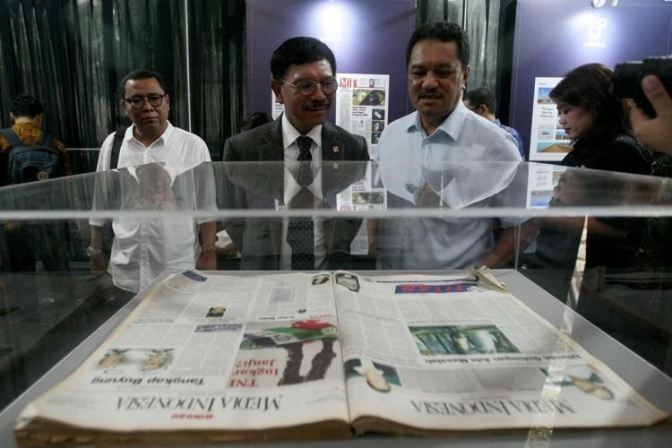 Inovasi Jadi Kata Kunci <i>Media Indonesia</i> Bertahan