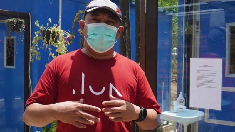 Inovasi Terapi Covid-19 UNTT Tubaba Diharapkan Dapat Rekomendasi Kemenkes