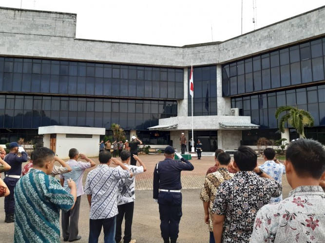 Insan PTPN7 Peringati Hari Bela Negara Tahun 2019