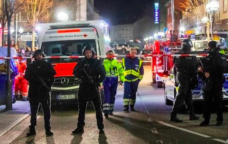 Insiden Penembakan di Bar Jerman Tewaskan Delapan Orang
