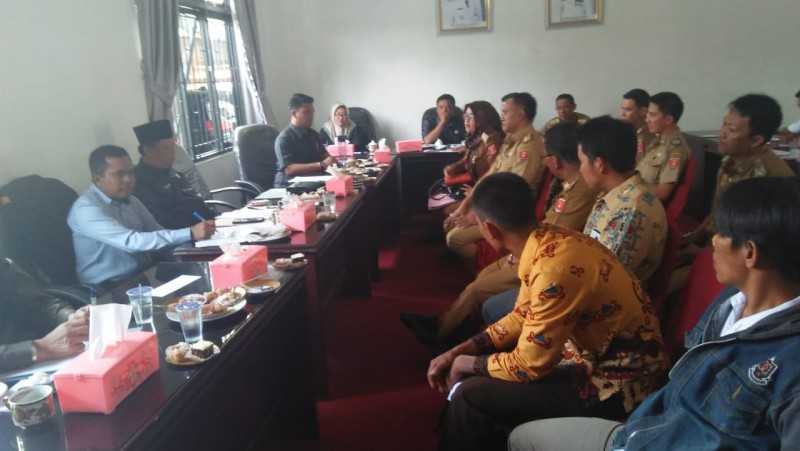 Dana Desa Pekon Pajaragung Diminta Diaudit Ulang