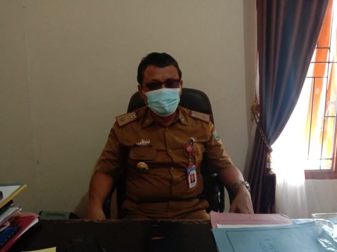 Inspektorat Pesisir Barat Tindaklanjuti Laporan Aparat Pekon Way Napal
