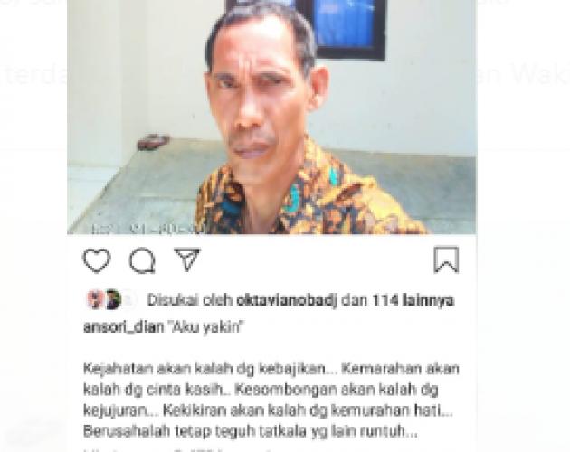 Instagram Oknum Pegawai P2TP2A Cabul Diserbu Netizen